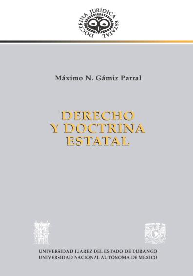 Derecho y doctrina estatal