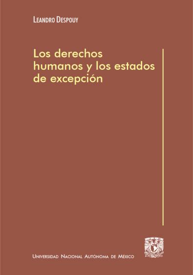 Los derechos humanos y los estados de excepción