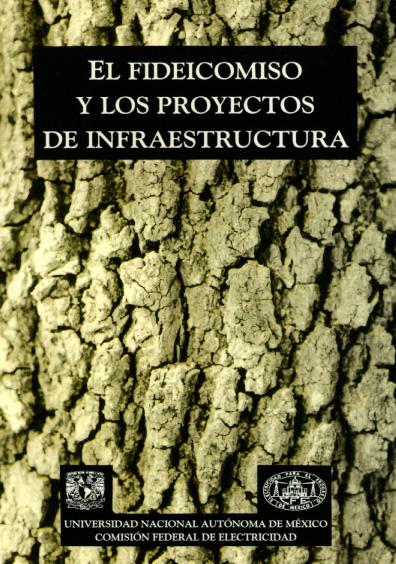 El fideicomiso y los proyectos de infraestructura
