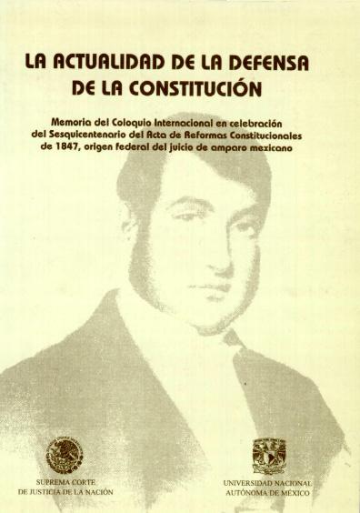 La actualidad de la defensa de la Constitución