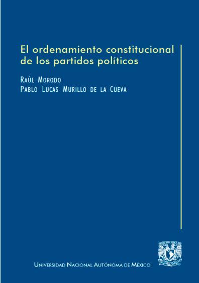 El ordenamiento constitucional de los partidos políticos