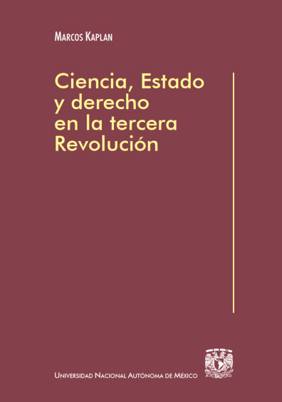 Ciencia, Estado y derecho en la tercera Revolución