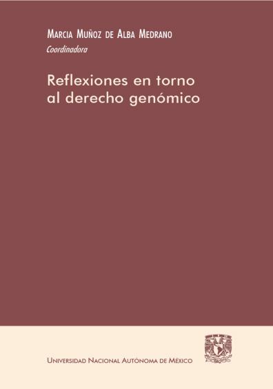 Reflexiones en torno al derecho genómico