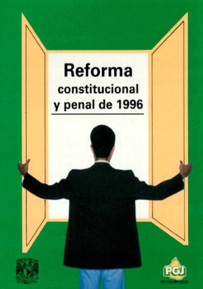 Reforma constitucional y penal de 1996, 1a.reimp.