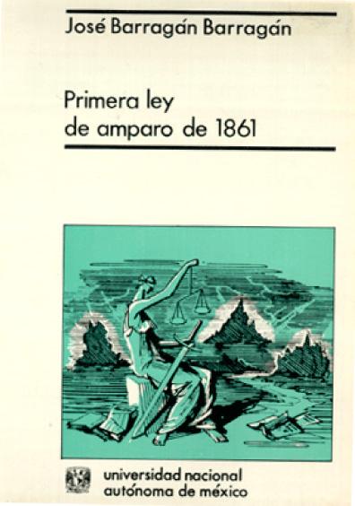 Primera Ley de Amparo de 1861, 1a. reimp.