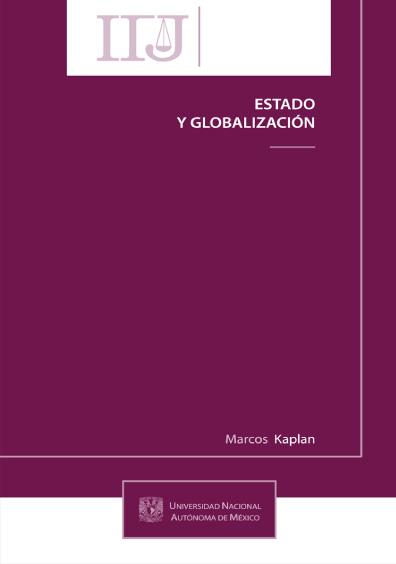Estado y globalización, 1a. reimp.