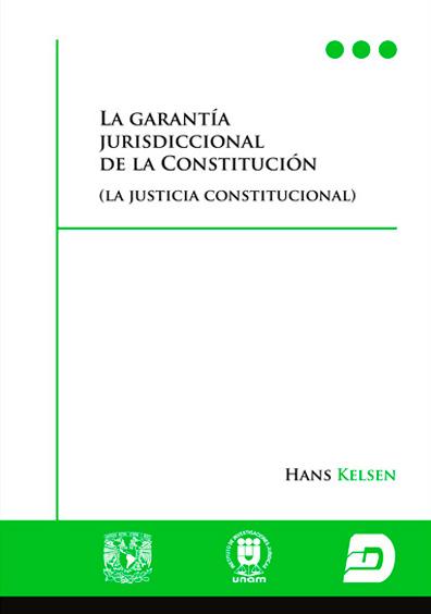 La garantía jurisdiccional de la Constitución