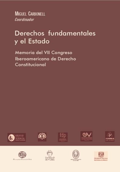 Derechos fundamentales y Estado
