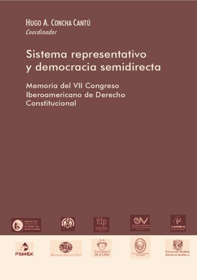Sistema representativo y democracia semidirecta