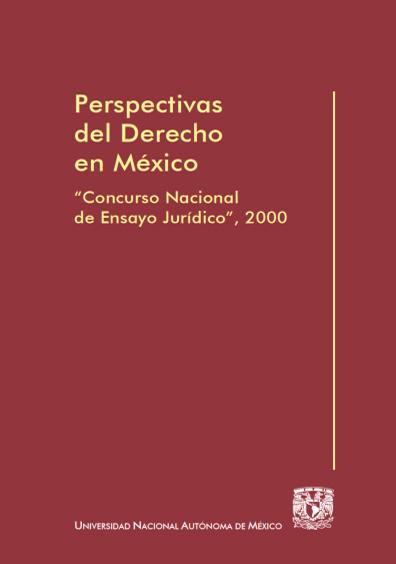 Perspectivas del derecho en México