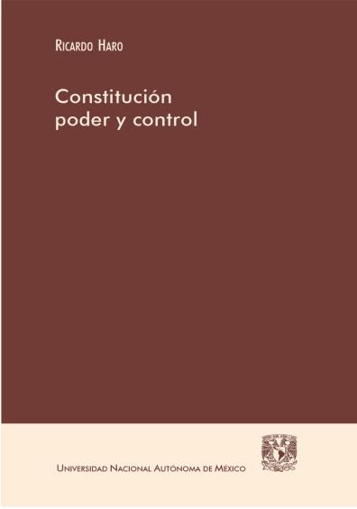 Constitución, poder y control