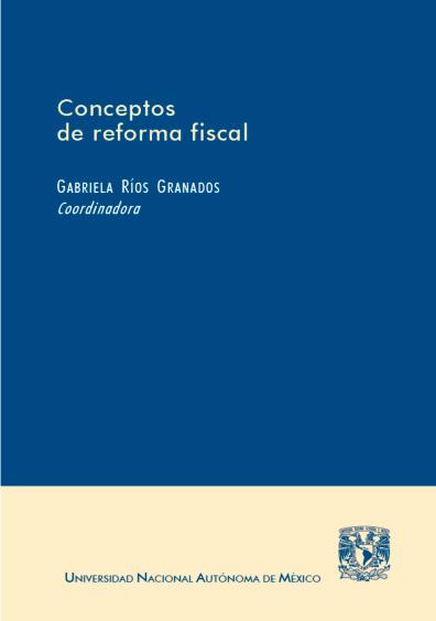 Conceptos de reforma fiscal