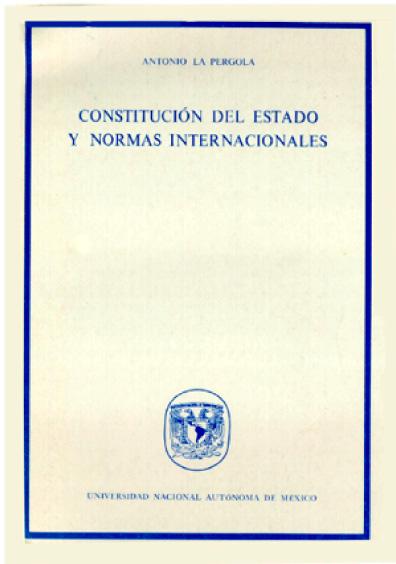 Constitución del Estado y normas internacionales