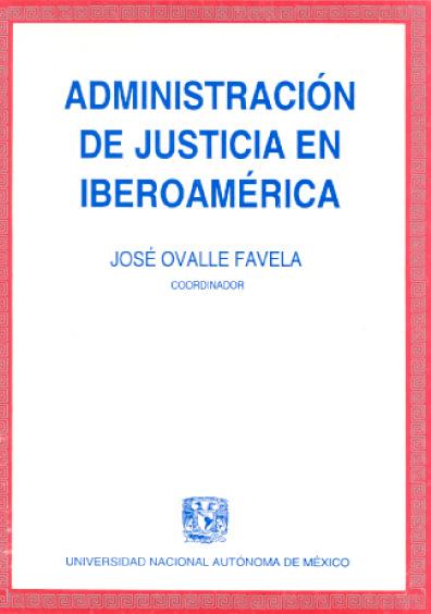 Administración de justicia en Iberoamérica
