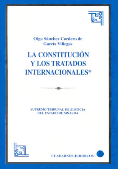 La Constitución y los tratados internacionales