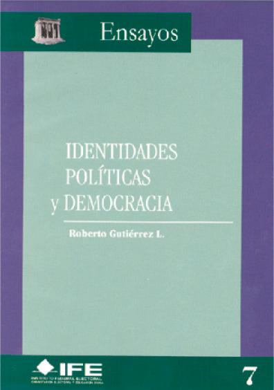 Identidades políticas y democracia