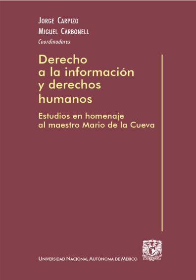 Derecho a la información y derechos humanos