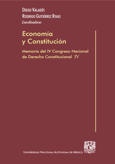 Economía y Constitución