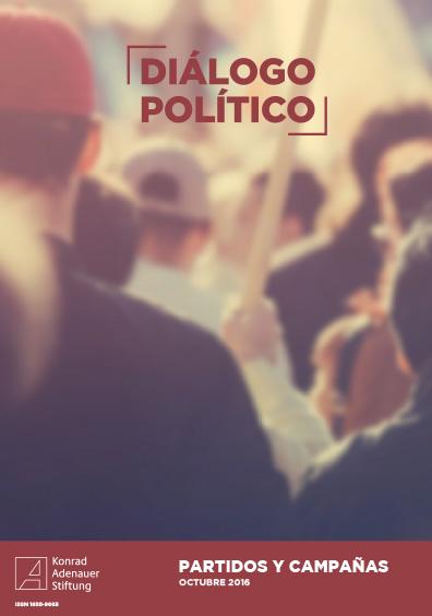 Diálogo Político. Partidos y campañas. Colección Konrad Adenauer Stiftung