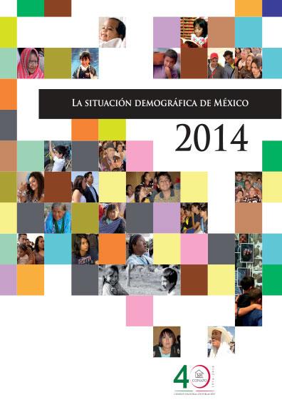 La situación demográfica de México, 2014