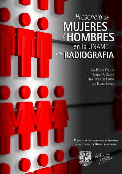 Presencia de mujeres y hombres en la UNAM: una radiografía