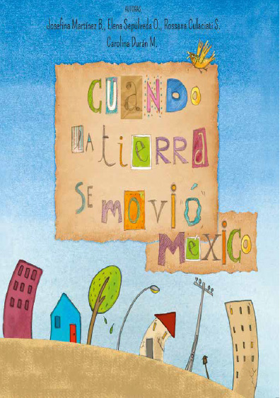 Cuando la tierra se movió, México