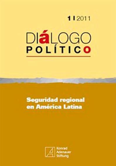 Diálogo Político. Seguridad regional en América Latina. Colección Konrad Adenauer Stiftung