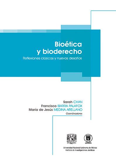 Bioética y bioderecho