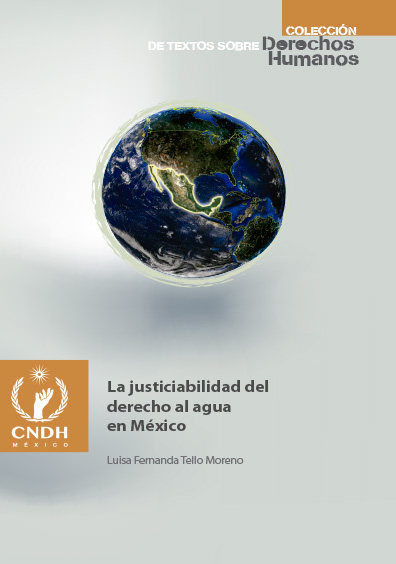 La justiciabilidad del derecho al agua en México