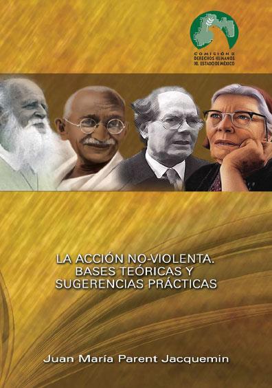 La acción no-violenta. Bases teóricas y sugerencias prácticas. Colección CEJIL