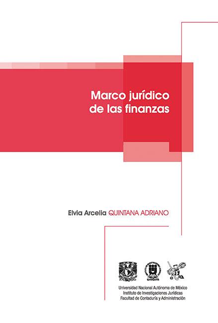 Marco jurídico de las finanzas