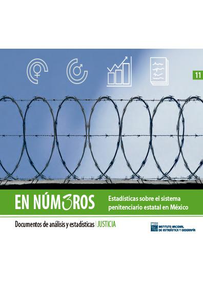 Estadísticas sobre el sistema penitenciario estatal en México. En Números, Documentos de Análisis y Estadísticas, núm. 11. Colección INEGI