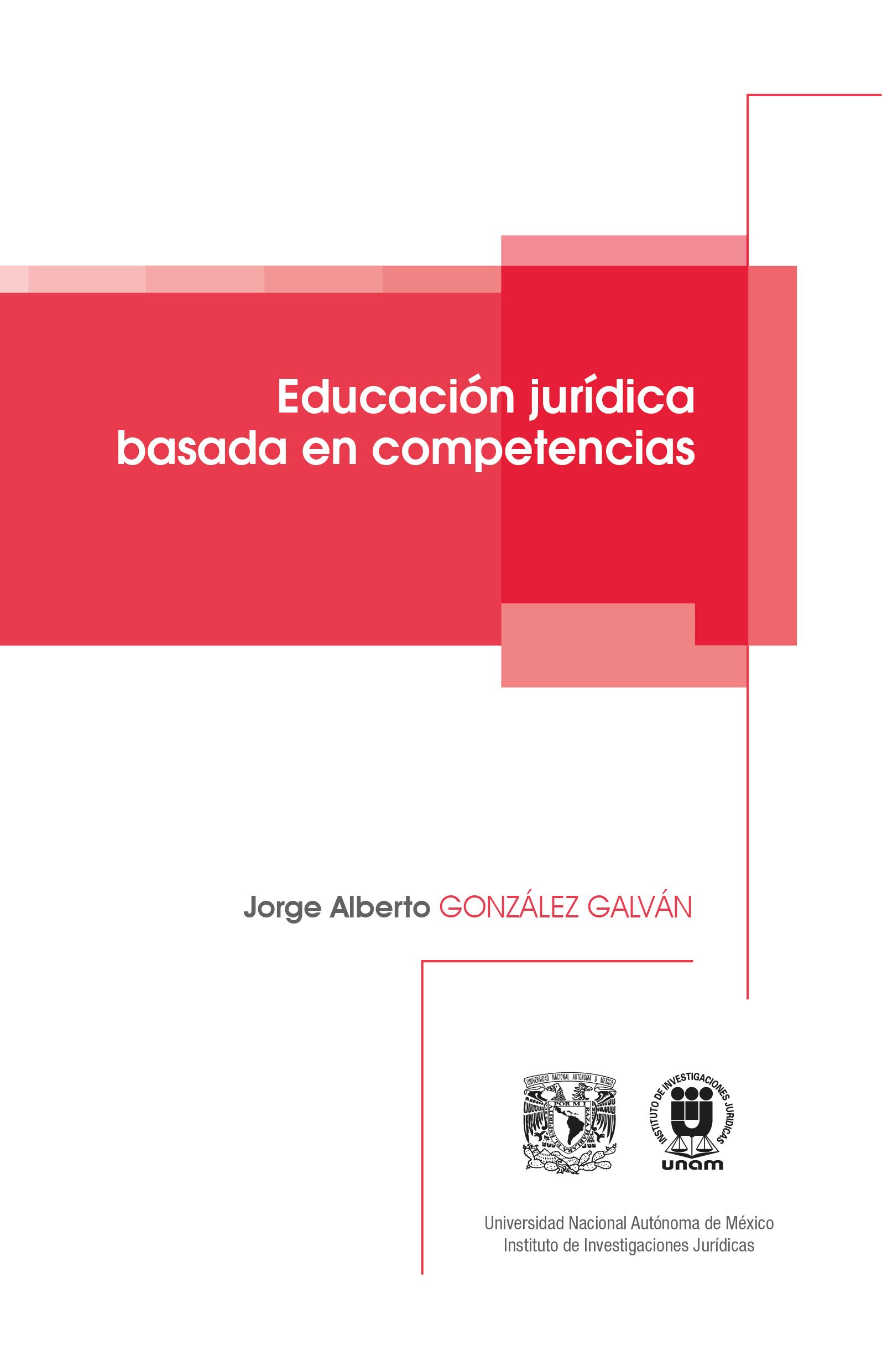 Educación jurídica basada en competencias