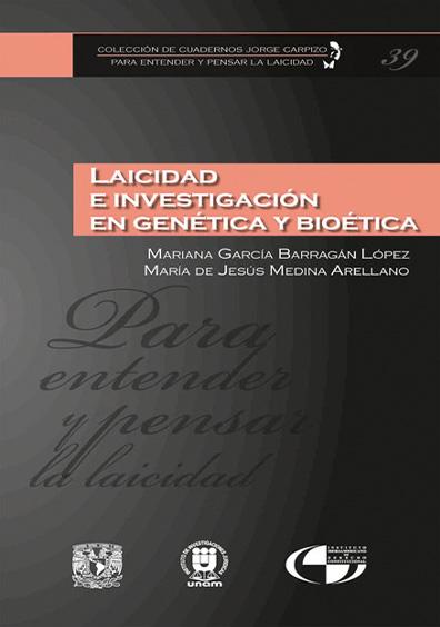 Laicidad e investigación en genética y bioética