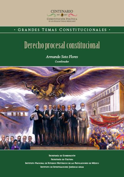 Derecho procesal constitucional. Colección INEHRM