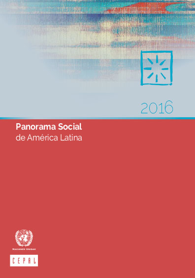 Panorama social de América Latina 2016. Colección CEPAL