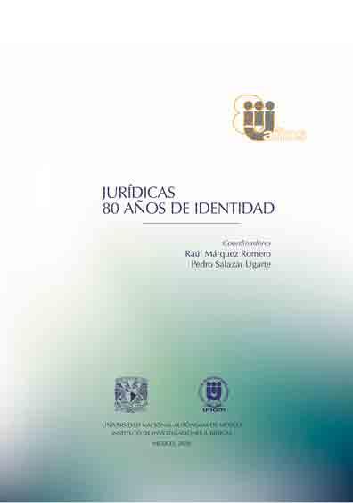 Jurídicas, 80 años de identidad