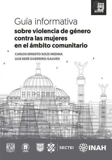 Guía informativa sobre violencia de género contra las mujeres en el ámbito comunitario