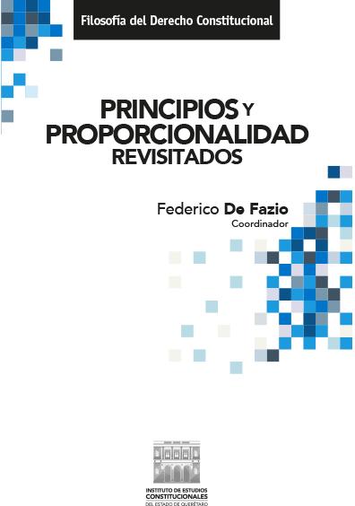 Principios y proporcionalidad revisitados. Colección IECEQ