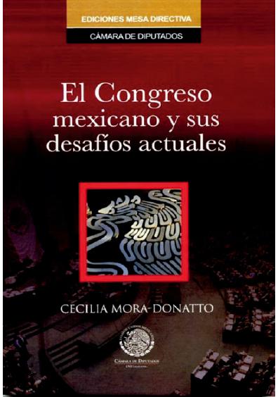 El Congreso mexicano y sus desafíos actuales
