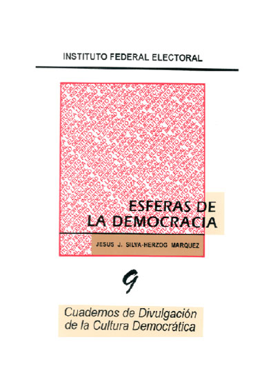 Esferas de la democracia