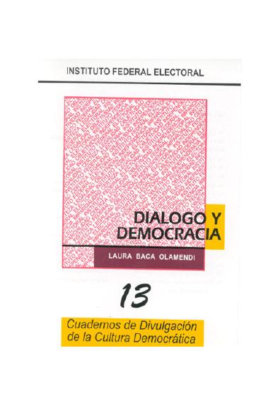 Diálogo y democracia