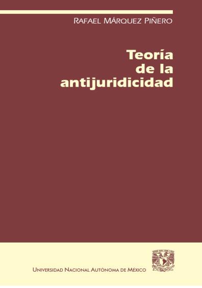 Teoría de la antijuridicidad