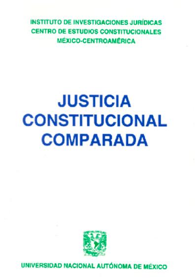 Justicia constitucional comparada