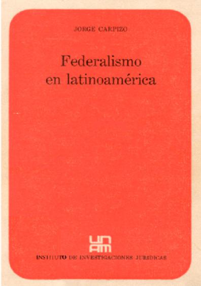 Federalismo en Latinoamérica
