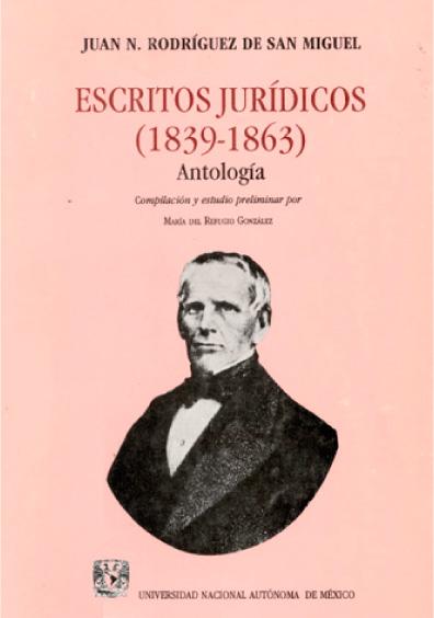 Escritos jurídicos (1839-1863)