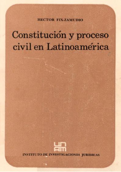 Constitución y proceso civil en Latinoamérica
