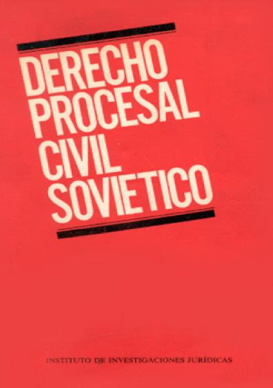 Derecho procesal civil soviético