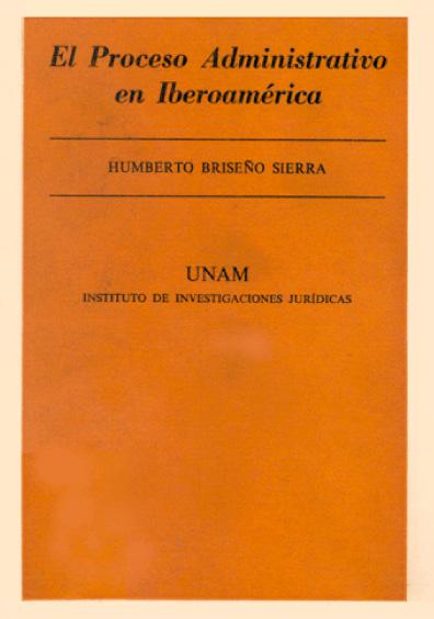 El proceso administrativo en Iberoamérica