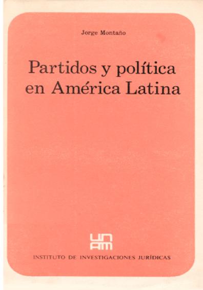 Partidos y política en América Latina